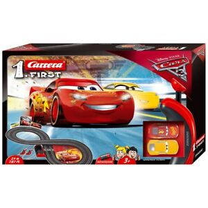 Image Is Loading Disney Pixar Cars Carrera Go Need To Compete