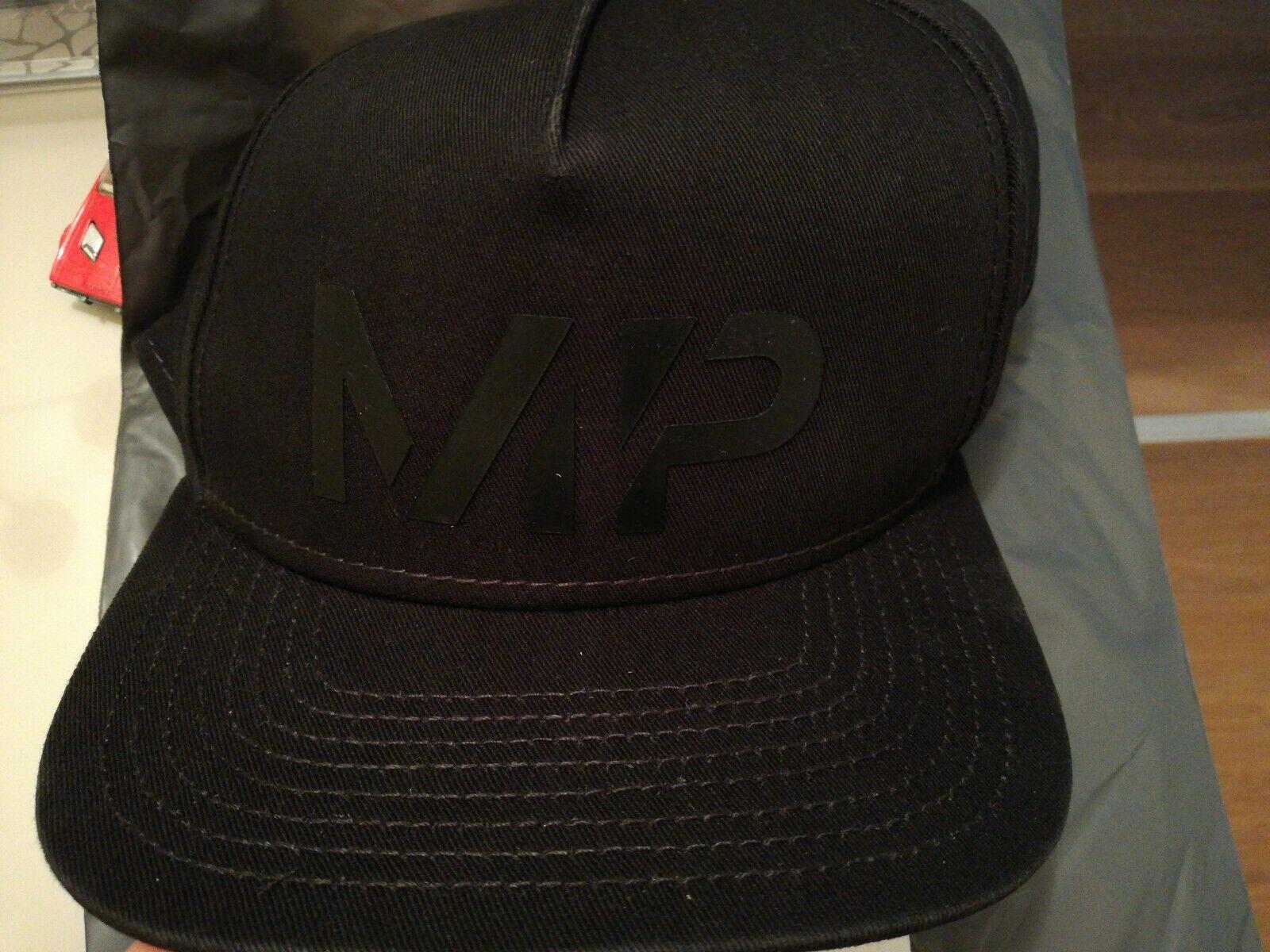 Baseball Cap von MP - Schwarz Trainings Base Cap Kappe OVP UPE 18
