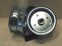 2) Mini Bike Go Kart 6 Split Rim Steel Wheels Only Wheels Only