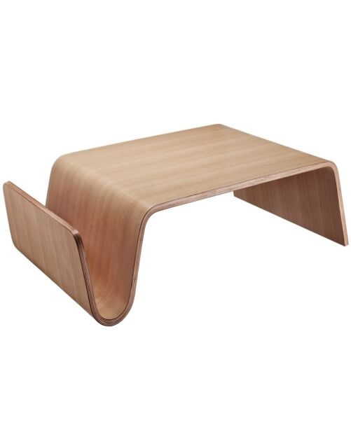 Eames Era Style Scandi Wave Coffee Table