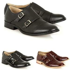 Image Is Loading Las Office Shoes New Dolcis Smart Loafers Monk