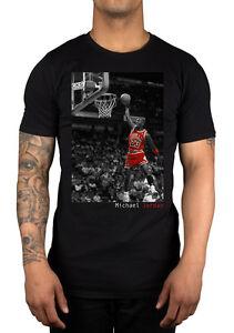 michael jordan player t shirt