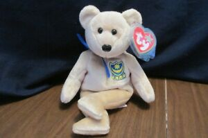 Ty UK Exclusive Beanie Baby Premier the Bear,,,MWMT