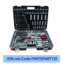 BGS Do it yourself Steckschlüssel-Satz 216-teilig 1/4 3/8 1/2 Werkzeugkoffer