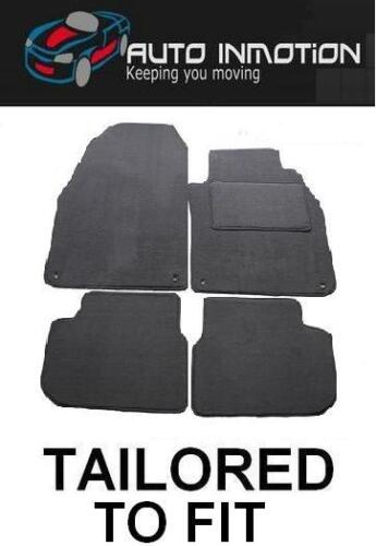 VOLVO V60 8 FIXING CLIPS Tailored Car Floor Mats GREY 2010 on