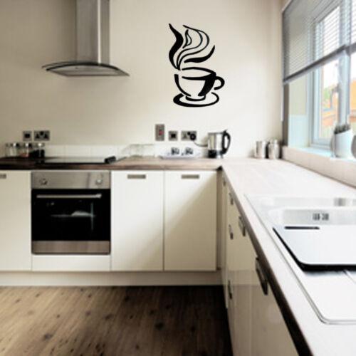 Mural sticker cuisine ** café * tasse à café