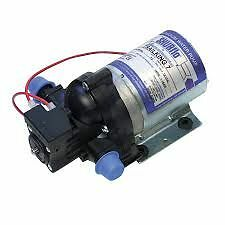 SHURFLO Water Pump 12v Trail king 20psi On-Demand :- Caravan Motorhome Boat