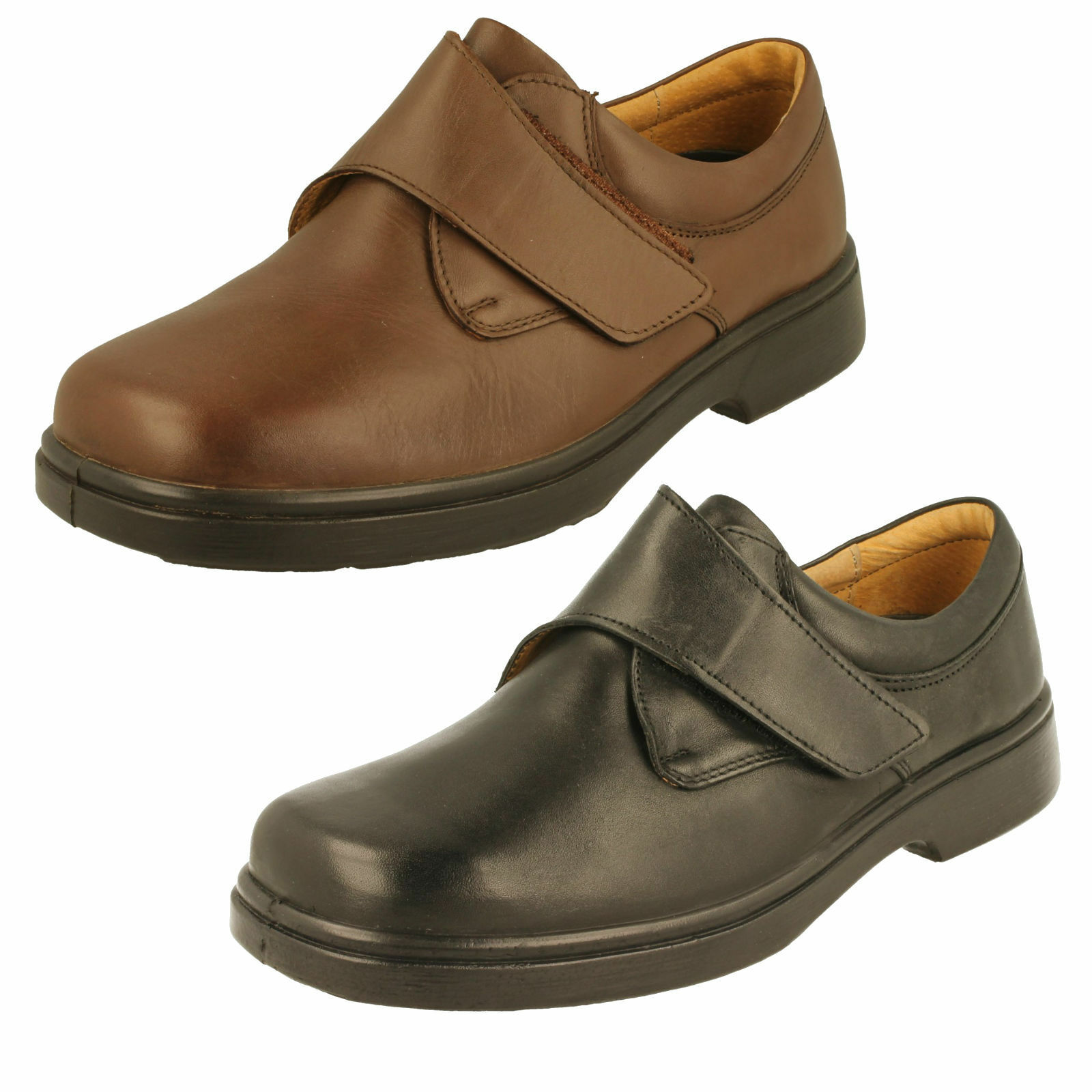 Mens DB shoes Wide And Deep Fitting - Reece