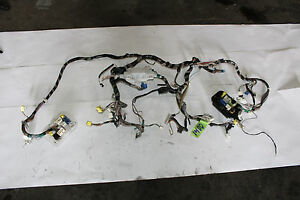 2000 2002 toyota celica gt gt s at dash wire harness dashboard 1975 1980 Toyota Celica Wiring Harness image is loading 2000 2002 toyota celica gt gt s at 1976 Toyota Celica