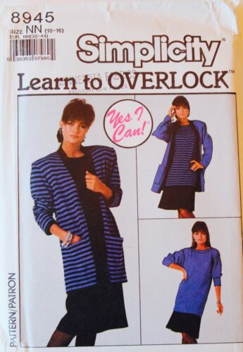 Simplicity SKIRT or SKIRT TOP JACKET SUIT Sew Pattern  UC//FF All Sizes U PICK