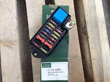 item 2 jaguar xj6 xj12 x300 heelboard fuse box (lh) lna2800bg -jaguar xj6  xj12 x300 heelboard fuse box (lh) lna2800bg