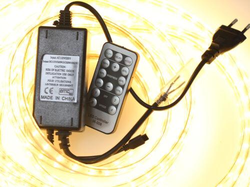 1-50m Slim LED Strip Streife 60 leds//M 500LM//m warmweiss wasserfest ip68 dimmbar