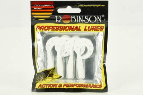 Robinson professional twister holytail 5,5cm//4stk couleur t02-doux appât 51-h5