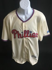 Image is loading Steve-Carlton-32-Philadelphia-Phillies-Baseball-Jersey -Size- 3b5f7d10c60