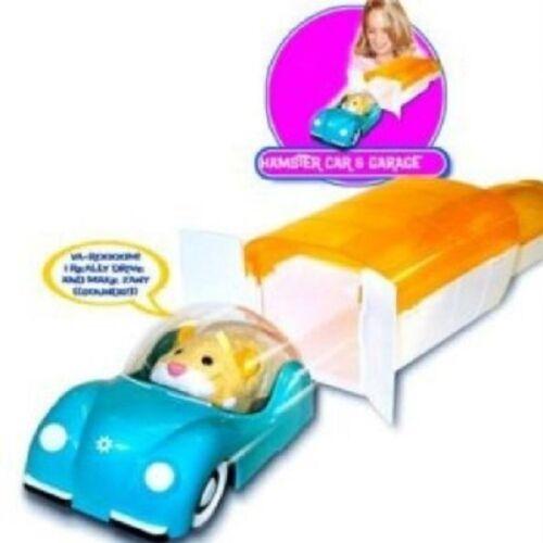 pas de hamster inclus Zhu zhu pet hamster voiture avec garage