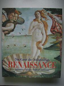 Kunst-der-italienischen-Renaissance-Architektur-Skulptur-Malerei-Zeichnung-1994
