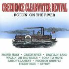 Rollin' on the River by Creedence Clearwater Revival (CD, Sep-1999, Fantasy)