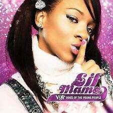 FREE US SHIP. on ANY 2 CDs! NEW CD Lil Mama: VYP: Voice of the Young People