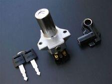 Honda CB400f Lock Set / Ignition Switch Seat Lock Keys CB400 f  400 four