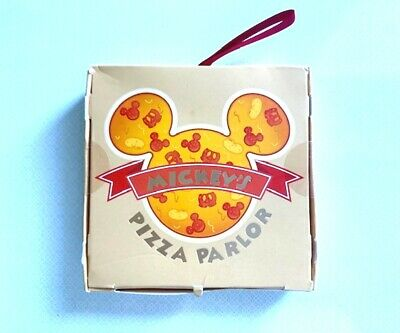 DISNEY MICKEY/'S PIZZA PARLOR HOLIDAY GIFTING LIMITED RELEASE PIN
