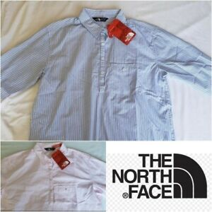 5e51f2f9d Details about The North Face Women's Barilles Pullover Long Sleeve  Shirt.100% Cotton