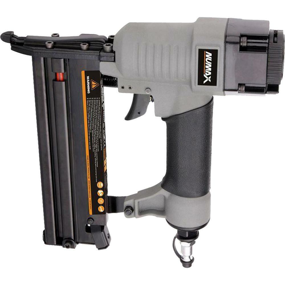 S2118G2 *happyvalleysales NuMax 18-Gauge 2-in-1 Brad Nailer and Stapler 100 Nail Cordless Gun Air Tool