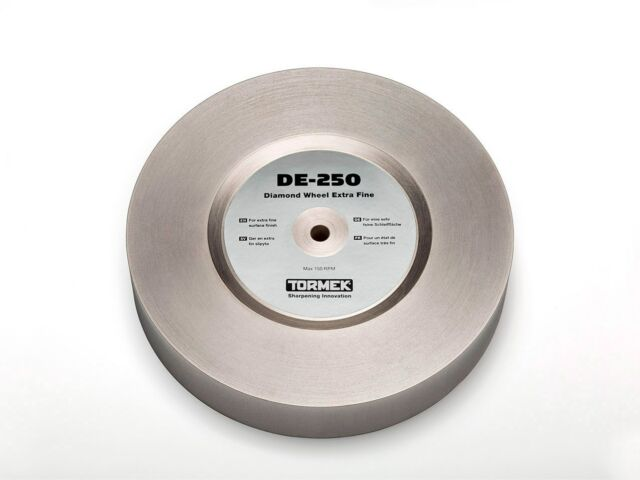 TORMEK DIAMOND WHEEL 1200 GRIT EXTRA FINE WATERSTONE # DE-250