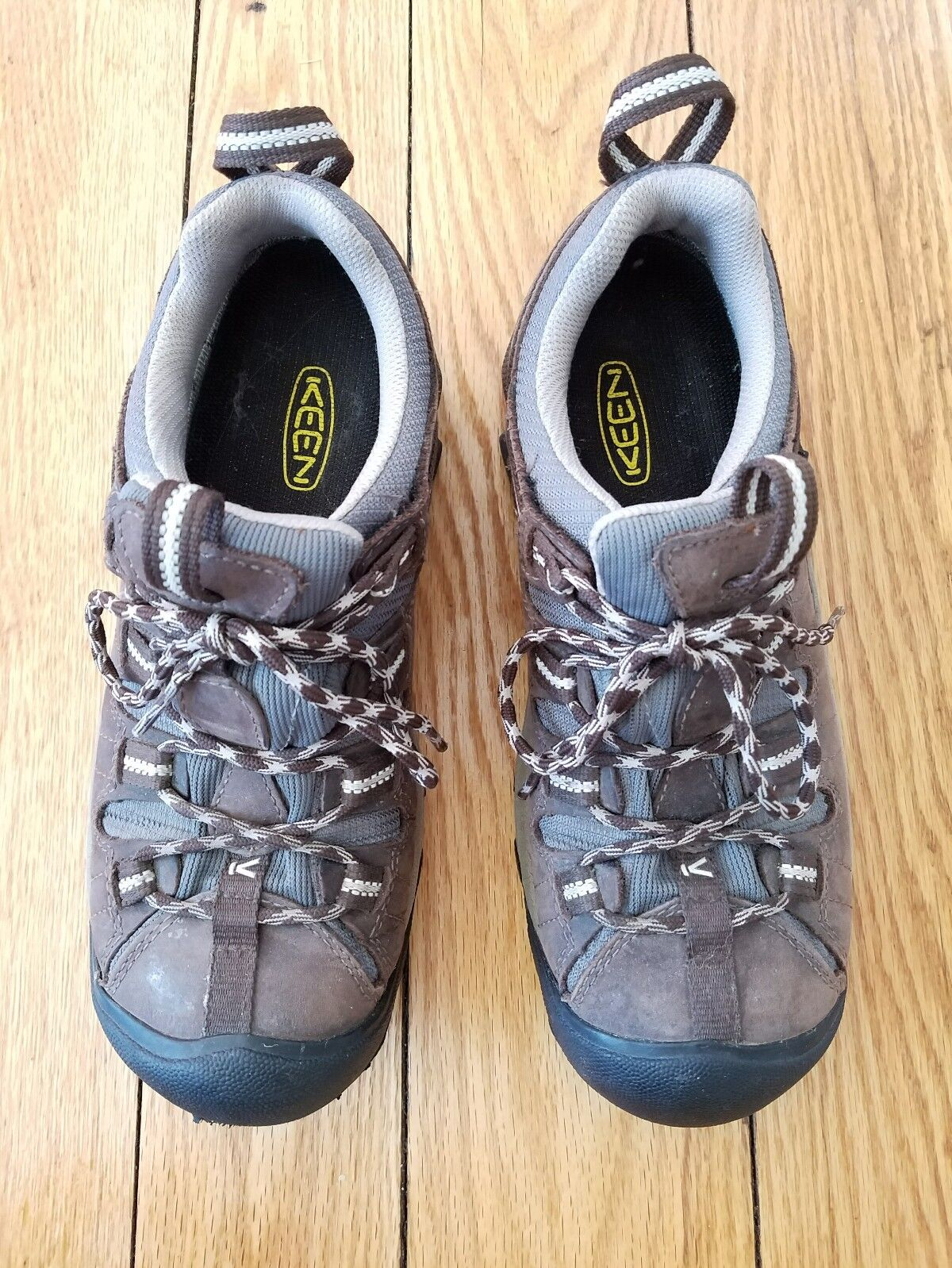 Keen Dry Hiking Trail Walking  Outdoor shoes Sneakers Womens sz 8  fast delivery and free shipping on all orders