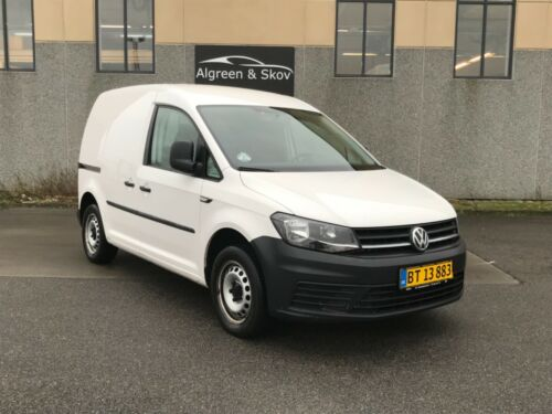 VW Caddy 2.0 TDi 102 BMT Van