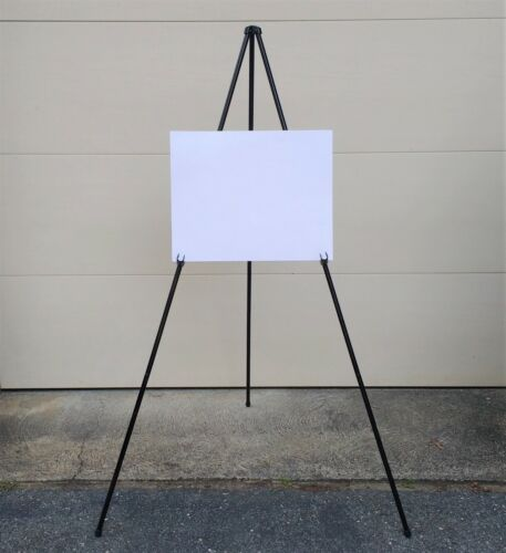 Quartet Heavy Duty Instant Easel Stand Lightly Used
