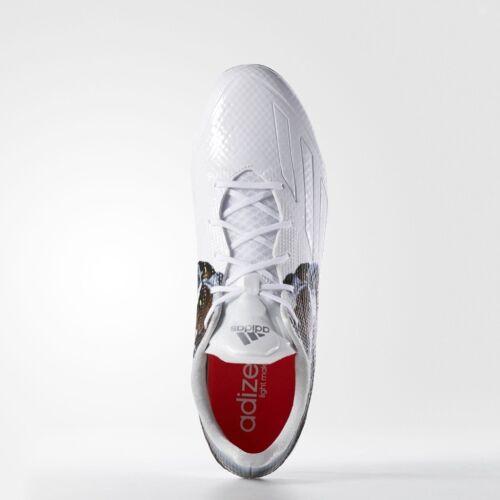 Adidas adizero 5-Star 5.0 UNCAGED Low Men/'s Football Cleats B49351 MSRP $125