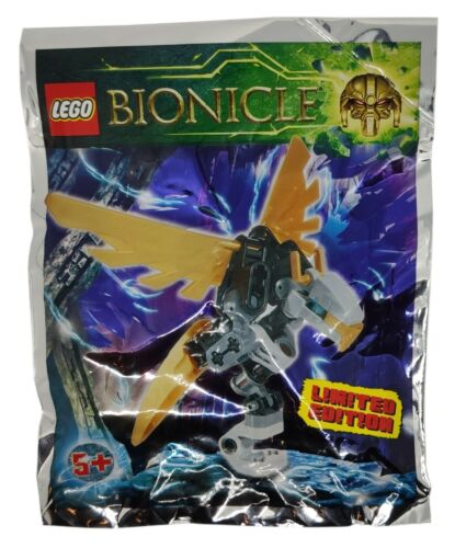 Original LEGO Bionicle Limited Edition polybag minifigure set Pick yours!