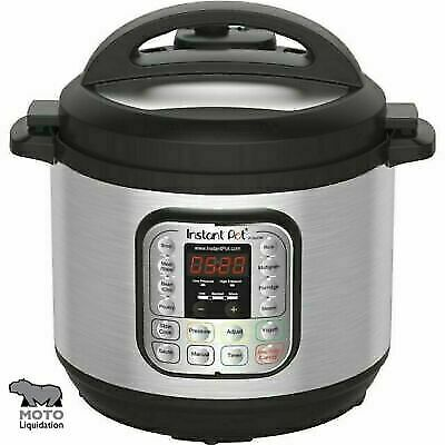 Instant Pot IP-DUO80-V2 8-Quart 7-in-1 Multi-Use