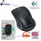 New Logitech Wireless Laser USB Nano Mouse M560 Black (In Box)