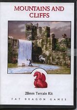 Realms of the Dwarf Lords: Mountains & Cliffs CD rom MINT Fat Dragon Games PDF