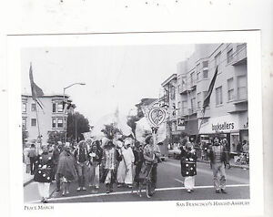 034-Peace-March-034-Spirit-of-Summer-of-Love-S-F-039-s-Haight-Ashbury-Postcard-A21-3