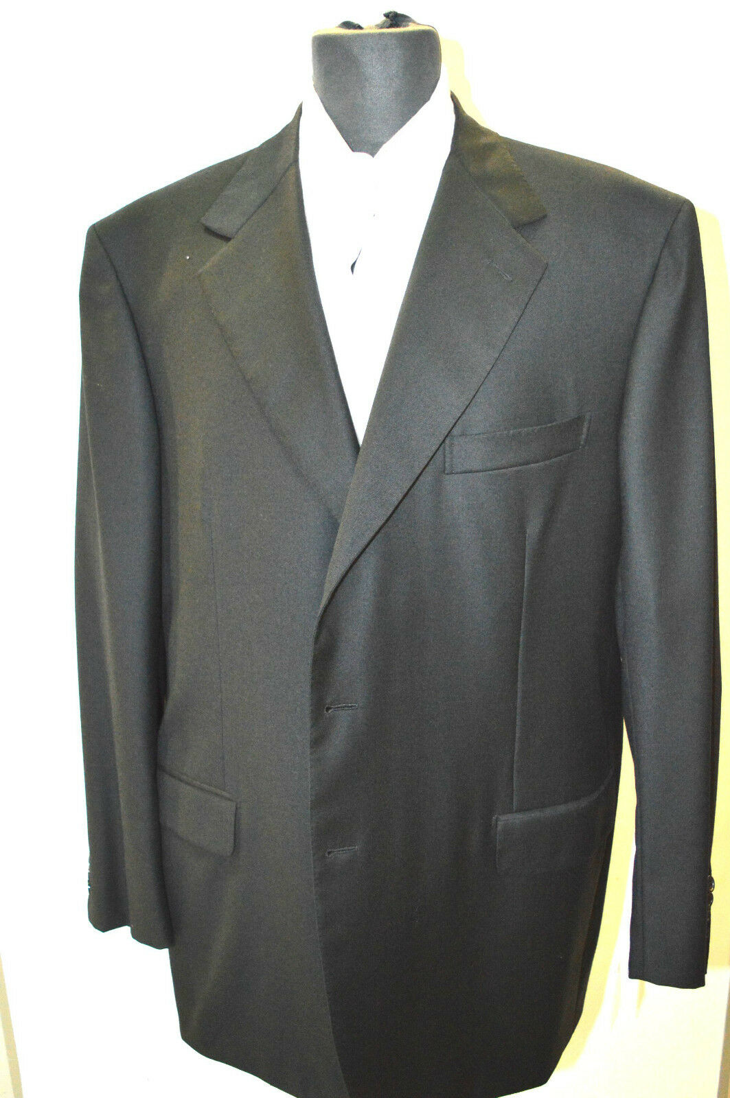 NEW BRIONI Nomentano  Suit  100% Wool  48 Us 58  Eu (BRO 43)