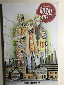 ROYAL-CITY-volume-1-Next-of-Kin-2017-Image-Comics-TPB-1st-FINE