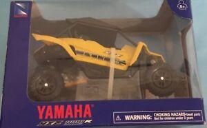 NewRay Yamaha YXZ 1000R Yellow 1//18