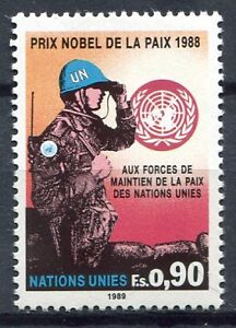 19607-UNITED-NATIONS-Geneve-1989-MNH-Nuovi-UNO-Peace