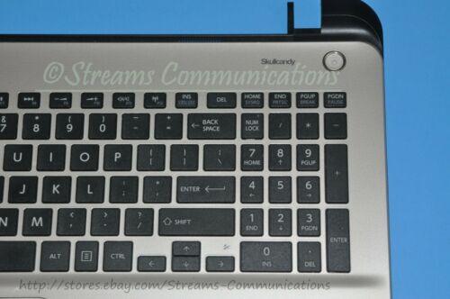Altoparlanti TOSHIBA Satellite L55T-B L55T-B5271 Laptop Poggiapolsi tastiera LED