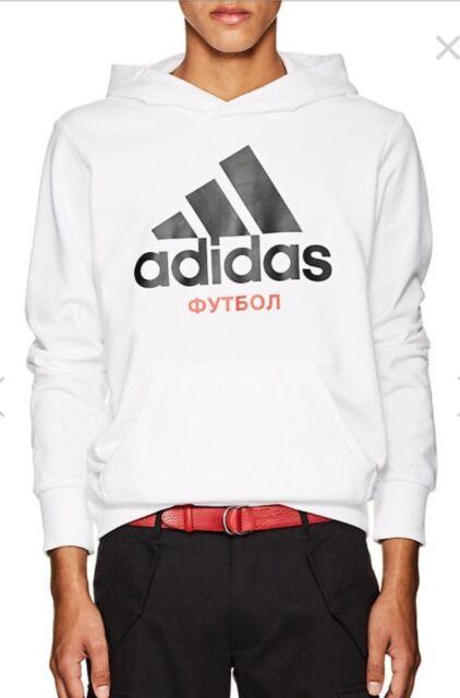 GOSHA RUBCHINSKIY X Adidas World Cup Hoodie $169.99 | PicClick