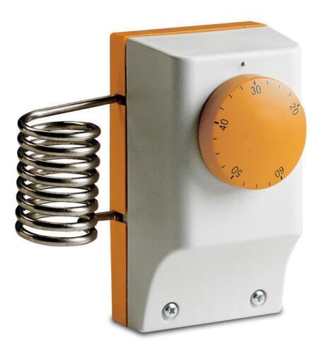 PERRY ELECTRIC 1TCTB090 TERMOSTATO PER SERRA CON SENSORE BIANCO