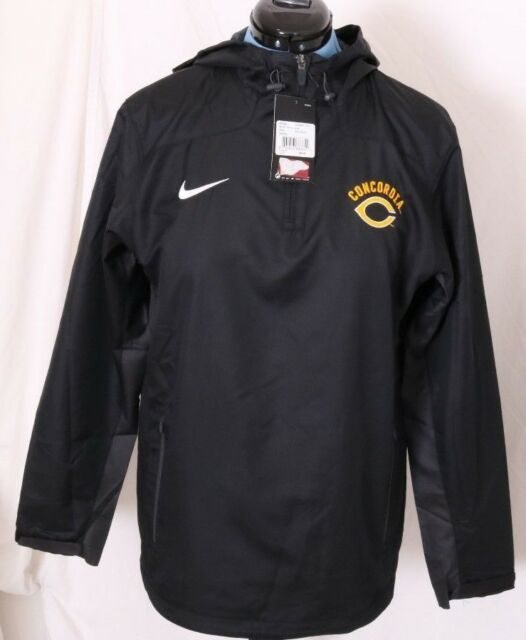 e1a5ef460dfd Frequently bought together. Concordia College Cobbers Nike 1 4 Zip  Windbreaker ...
