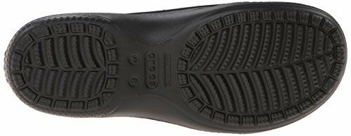 Crocs Womens Freesail Clogs Black Black 7 UK 9 US