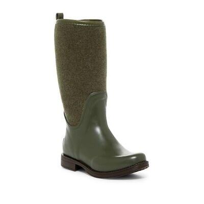NIB UGG Australia Reignfall Waterproof UGGpureTM) Lined Rain Boot 5B $150