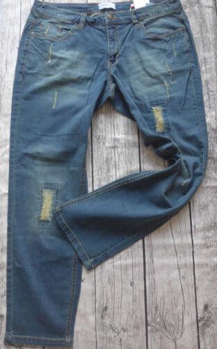 Bleu Jusqu'à Neuf Stretch Gr Denim Jeans Tailles Long 50 42 Sheego 633 xIYRPw