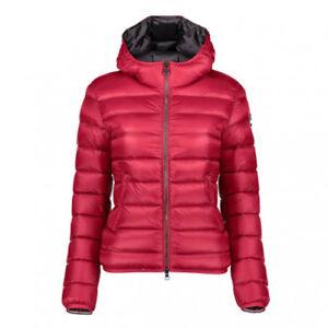 Piumino-Donna-Colmar-2286N-7QD-322-Rosso-Giacca-Inverno-Con-Cappuccio