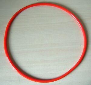 "10Feet Diameter 3//16/"" 0.1815inch Round Urethane Drive Conveyor PU Belt Roll"