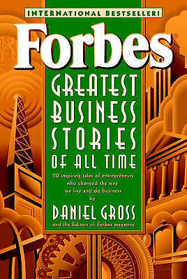 1 of 1 - Forbes Greatest Business Stories of All Time: 20 Inspiring Tales of...